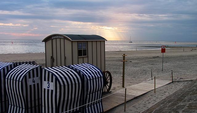 Badekarren - Standesamt Norderney